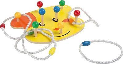 Hund Spielzeug Für Kinder (Ringwurfspiel Hund aus Holz Wurfspiel Ringwurf Spielzeug Werfen Spiel für Kinder)