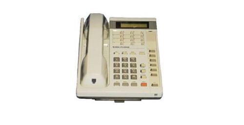 Fully Refurbished Panasonic Kx-t61630 Display Phone (white)
