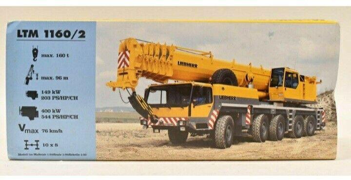 1/50 CONRAD Liebherr LTM 1110 Mobile Crane-Boxed