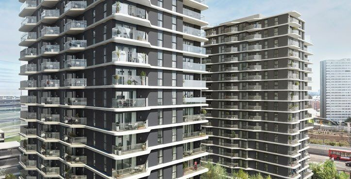 # Beutiful brand new 1 bedroom properties coming available in Stratford - call now!!!