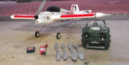 Aerobatic 3D rc plane