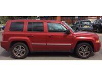 Jeep Patriot Limited CRD 2.0 Diesel 4x4