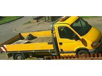 Vauxhall movano DTI 2.2 3500 lwb 2005 dropside