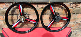"20"" folding bike wheels"
