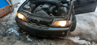 03 and 04 BMW 330 AWD and RWD LOTS OF PARTS OR BUY ALL ...