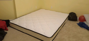 One month Old Queen Size Mattress