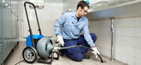 Spécialistes du Débouchage Drain cleaning 438-765-2403