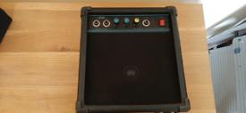 Realistic practice amplifier