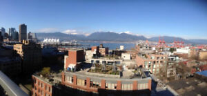 1 Bedroom Gastown Apartment - Available Immediately