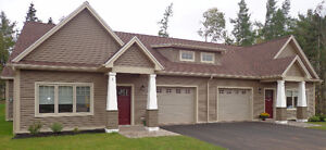 One Level Semi-Detached Units in Truro - Available Early 2017