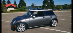 2002 Mini Cooper S ...Supercharged!