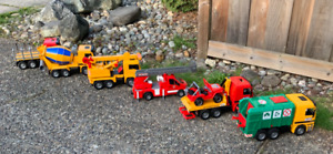 BRUDER Toy Trucks For Sale - Excellent Condition!