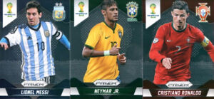 2014 PANINI PRIZM WORLD CUP FIFA BRASIL COMPLETE 201 CARD BASE