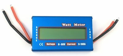 Data Loggermeter - Voltage Current Amp-hrs