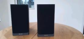 TANNOY Mercury M2 Speakers (black)