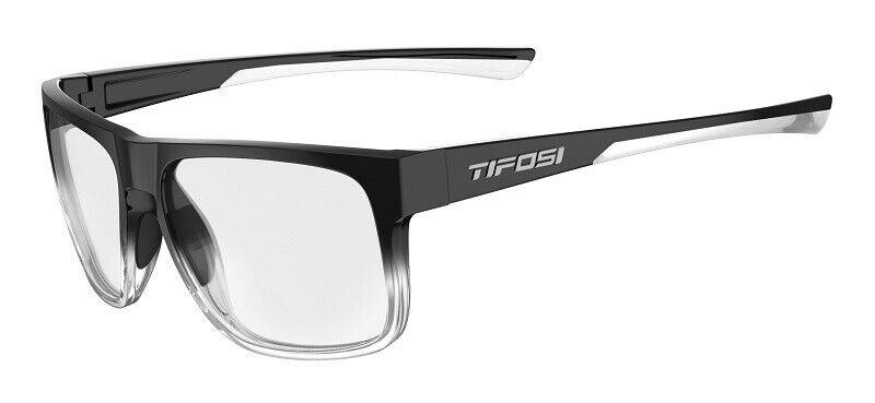 New Tifosi Golf- Swick Sunglasses Onyx Fade Clear
