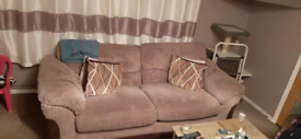 Large dfs sofa