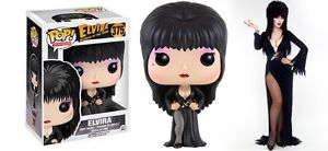 Elvira Funko Pop Figures at JJ Sports!