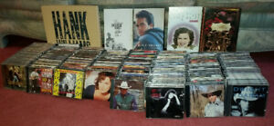 Music - Collection of Country, Rock, Pop, Classical etc CDs