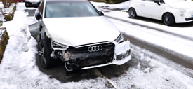 Audi A3 s line saloon 2015 breaking parts