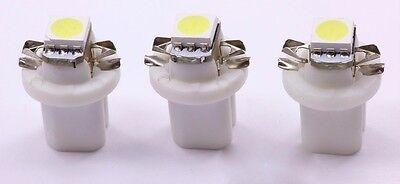 gelbe high Power SMD-LED Tachobeleuchtung für Opel Corsa B / Tigra A