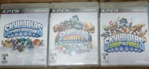 PS3 Skylanders Games