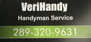 Verihandy Handy Man Service/General Contractor