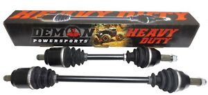 CANAM OUTLANDER EXTRA HEAVY DUTY AXLES BY DEMON at ORPS Parts Kingston Kingston Area image 1