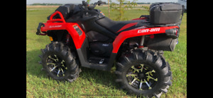 2018 can-Am XMR 850