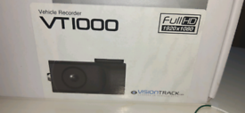 VT1000 dash cam lockable