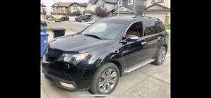 Acura MDX 2010 Elite package