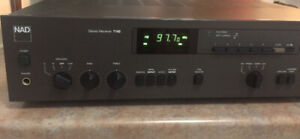 Classic NAD 7140 Vintage Stereo Receiver Amplifier RARE