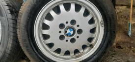Bmw e36 alloy wheels