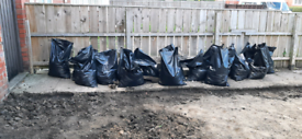 Free to collector Dug soil