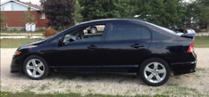 2006 Honda civic fully loaded with navigation $2200 obo