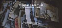 ATELIERS D'ÉCRITURE AUTOBIOGRAPHIQUE