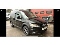 Volkswagen Caddy 2.0TDI 102BMT Black Edition WOW JUST 35,000 MILES 1 OWNER FSH!!