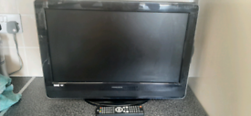 Furguson 22inch tv with build in dvd player