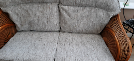 Conservatory furniture cushion covers.