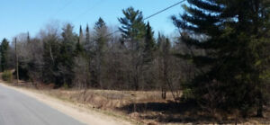 4.6 acre RR5 Lot in Gravenhurst Township sale by Owner (REDUCED)