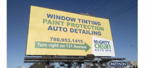 Window Tinting & Paint Protection Film