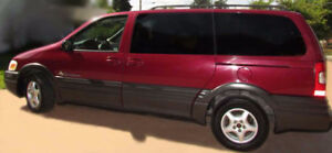 2005 Pontiac Montana – base (extended) --> ONLY $ 5900 OBO !