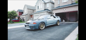 1991 Nissan Skyline GTR BNR32 Built RB26