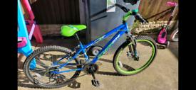 Boys junior Apollo bike