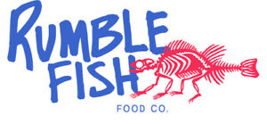 Sous Chef at Rumble Fish Food Co.
