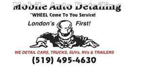 MOBILE AUTO DETAILING      $75 ECONOMY STEAM CLEAN  PACKAGE