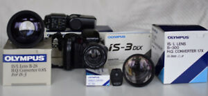 Olympus IS-3DLX Auto Everything Camera Kit