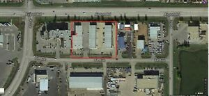 INVESTMENT Buidling For Sale in Leduc, Fully Leased.