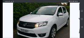 2013 Dacia sandero 0.9 tce turbo 5-door hatch excellent condition AC s