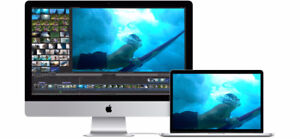 Excellent iMAC 21.5 inch, Late 2012 2.7 GHz Intel i5 - 1TB Drive